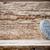 vintage · corazón · estilo · madera · pared - foto stock © gitusik