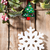 natal · ornamento · madeira · abstrato - foto stock © gitusik
