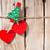 Christmas peg. stock photo © gitusik