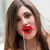 kadın · dudaklar · ağız · genç - stok fotoğraf © giulio_fornasar