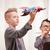 crianças · cientistas · dois · químico · menina - foto stock © giulio_fornasar