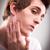 férfi · gondoskodó · test · reggel · fiatalember · bőr - stock fotó © Giulio_Fornasar