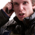 young man upset calling on mobile phone stock photo © Giulio_Fornasar