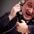 обрабатывать · телефон · ответ · все · неудобный · подчеркнуть - Сток-фото © Giulio_Fornasar