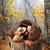 ヤマドリタケ属の食菌 · 秋 · 収穫 · キノコ · シーズン · 森林 - ストックフォト © givaga
