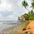 evevning on the beach stock photo © givaga