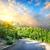 山 · 谷 · 幽霊 · 空 · 雲 · 風景 - ストックフォト © givaga