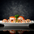 sushi and rolls in plate stock photo © givaga