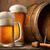 frío · cerveza · textura · dorado · frescos · vidrio - foto stock © givaga