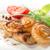 pork steak with tomato and onion stock photo © givaga
