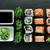 delicious sushi set stock photo © givaga