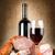 şarap · et · tuval · eski · gıda · cam - stok fotoğraf © givaga