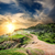 sis · vadi · güzel · görmek · puslu · kuzey - stok fotoğraf © givaga
