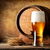 wooden barrel and beer stock photo © givaga
