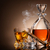 whisky · szkła · cygara · odizolowany · biały · pomarańczowy - zdjęcia stock © givaga