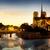 Bina · Paris · katedral · geleneksel · paris - stok fotoğraf © givaga