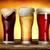 Rood · bier · geïsoleerd · witte · partij · bar - stockfoto © givaga
