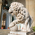 sculpture of lion stock photo © givaga