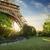 Torre · Eiffel · nascer · do · sol · Paris · França · cidade · viajar - foto stock © givaga