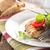 гриль · пепперони · помидоров · красный · зеленый · продовольствие - Сток-фото © givaga