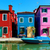 colored houses in burano stock photo © givaga