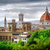 clouds over florence stock photo © givaga