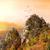 sonbahar · dağ · plato · görmek · dağlar - stok fotoğraf © givaga