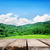 blauwe · hemel · houten · vloer · hemel · frame · zomer · Blauw - stockfoto © givaga