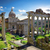 ören · eski · roma · yaz · gün · gökyüzü - stok fotoğraf © givaga
