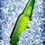 green bottle in ice stock photo © givaga