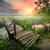 old wooden bridge stock photo © givaga