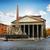 pantheon on piazza stock photo © givaga