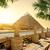 pierre · pyramide · pyramides · fond · Rock · permanent - photo stock © givaga
