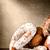 肉 · ソーセージ · サラミ · ビッグ · 変動 · 絞首刑 - ストックフォト © givaga