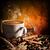 кофе · натюрморт · текстуры · продовольствие · стены - Сток-фото © givaga