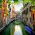 venedik · gondol · geleneksel · kürek · çekme · tekne - stok fotoğraf © givaga