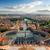 aerial view on vatican stock photo © givaga
