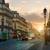 закат · Париж · фото · Церкви · небе - Сток-фото © givaga