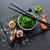 chinês · alga · salada · asiático · japonês - foto stock © givaga