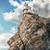 ninho · castelo · ver · edifício · construção · natureza - foto stock © givaga