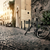 street of trastevere stock photo © givaga