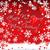 alegre · Navidad · año · nuevo · vacaciones · brillo · copo · de · nieve - foto stock © glasaigh