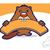 Beaver Mascot Character stock photo © gleighly