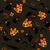 kisértetjárta · halloween · boszorkány · ház · textúra · narancs - stock fotó © Glenofobiya