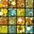 kockás · minták · gyűjtemény · végtelenített · textúra · absztrakt - stock fotó © glorcza