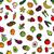 frutta · mela · pera · vettore · natura - foto d'archivio © glorcza