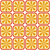 seamless orange pattern stock photo © glorcza