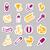 penseel · Geel · vector · icon · knop · ontwerp - stockfoto © glorcza