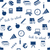 seamless school icons pattern stock photo © glorcza