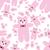 cute · miś · bezszwowy · gwiazdki · alfabetyczny - zdjęcia stock © glorcza
